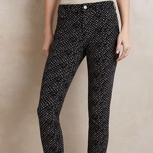 Anthropologie Pilcro Serif Legging Cords
